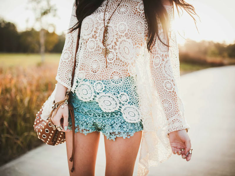 Perfect Time to Go Boho