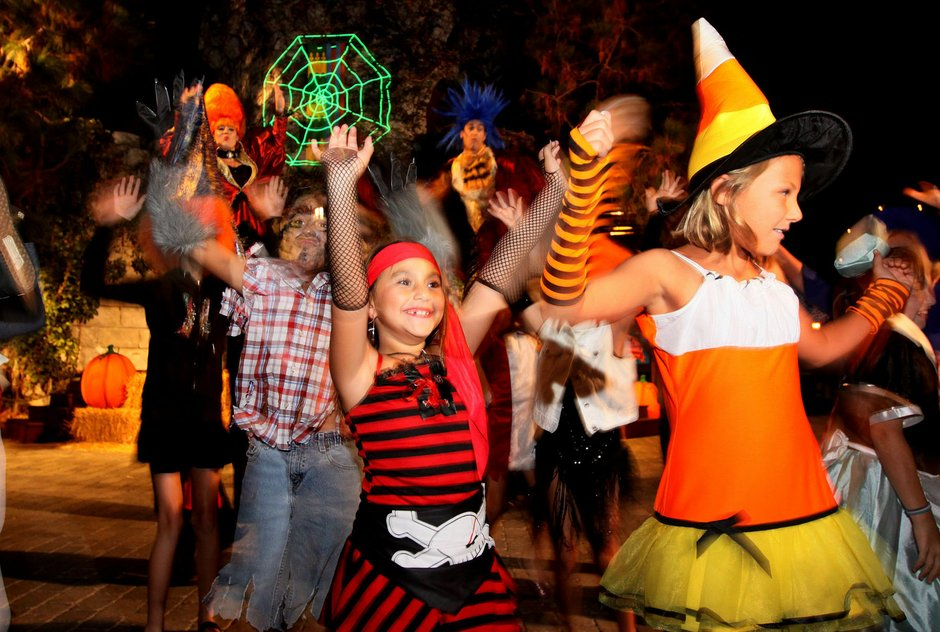 Hilarious ideas for kids' Halloween costumes