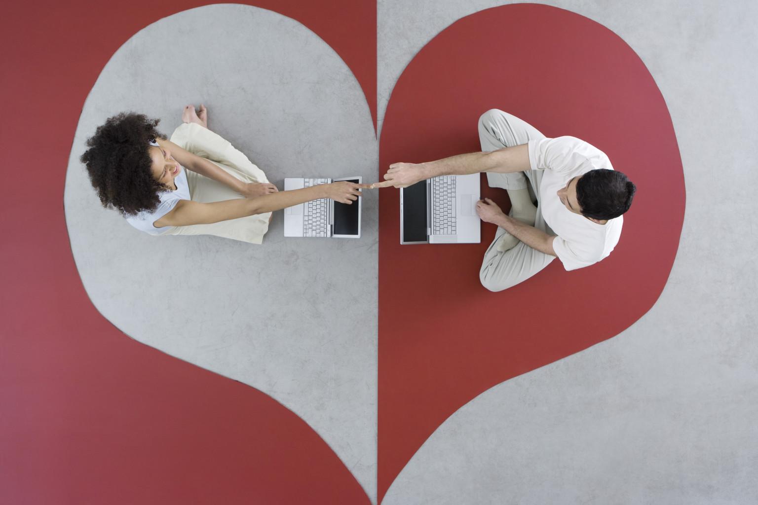 Online DATING Sites..Love is a keystroke away or Losers-R-US ...