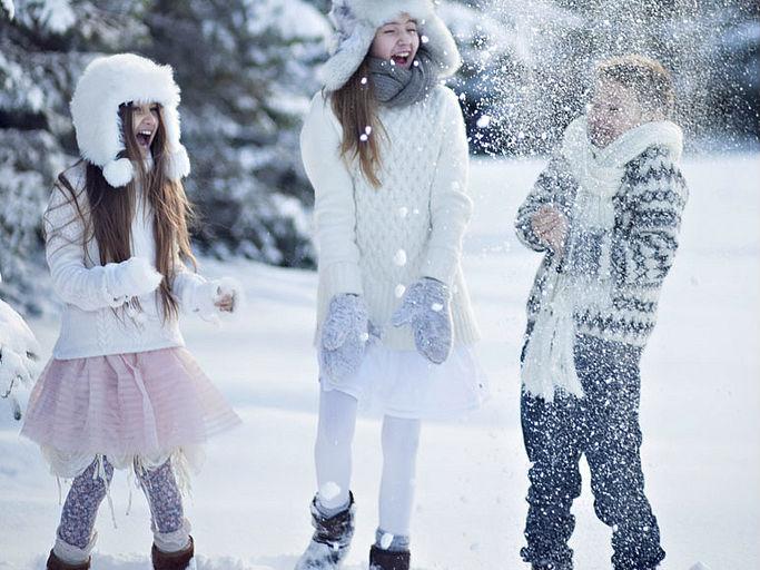 Little Fashionistas - Winter Trends