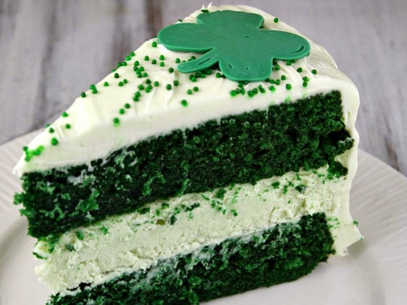 10 Delicious Green Treats for St. Patrick's Day | Her Beauty
