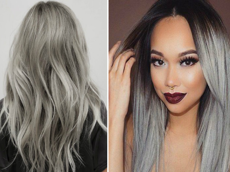 Hair color 2018 spring trends