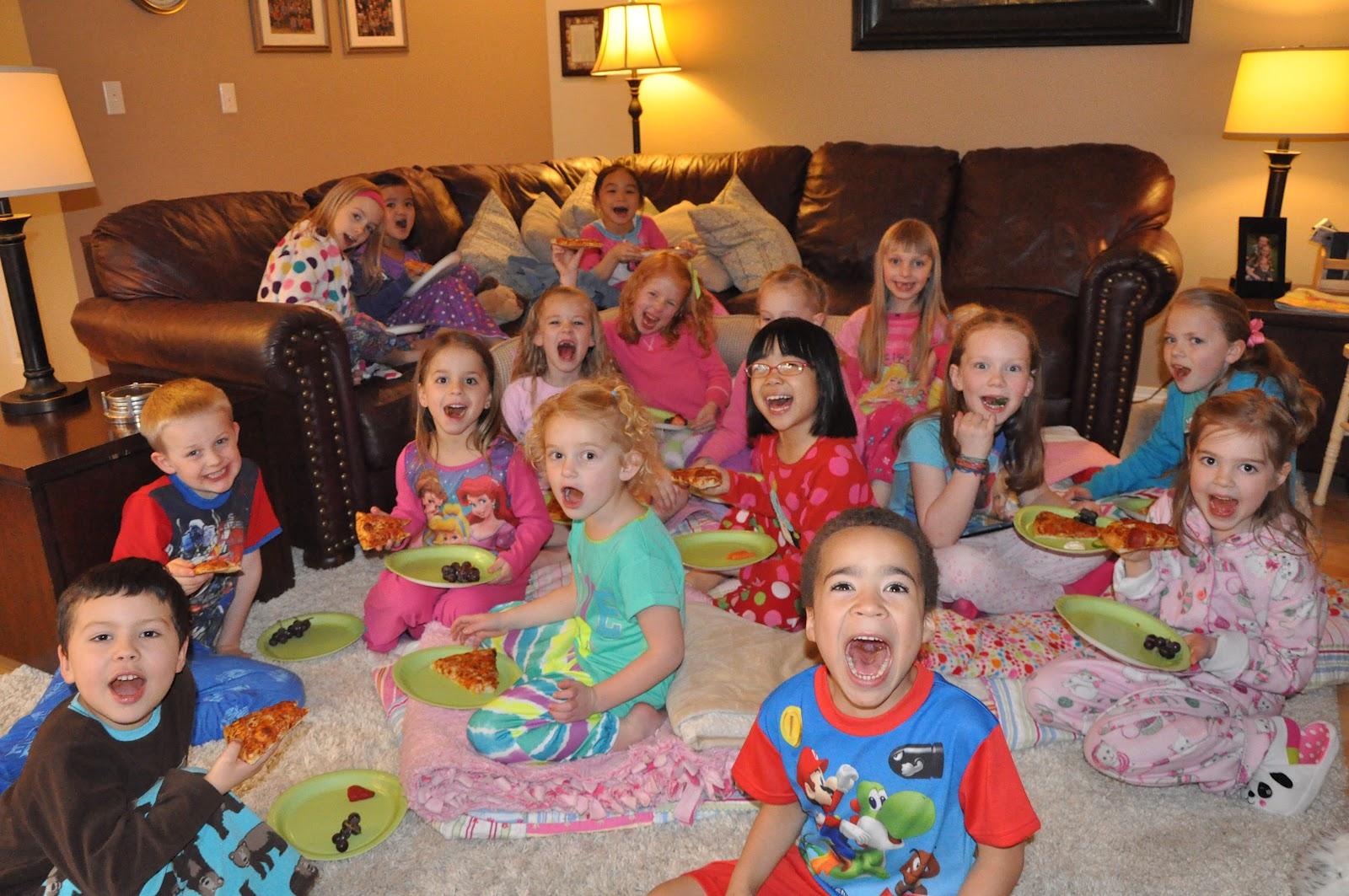 Pyjama party full movie - 4 2