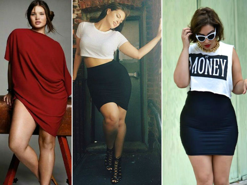 8 Gorgeous Plus Size Models