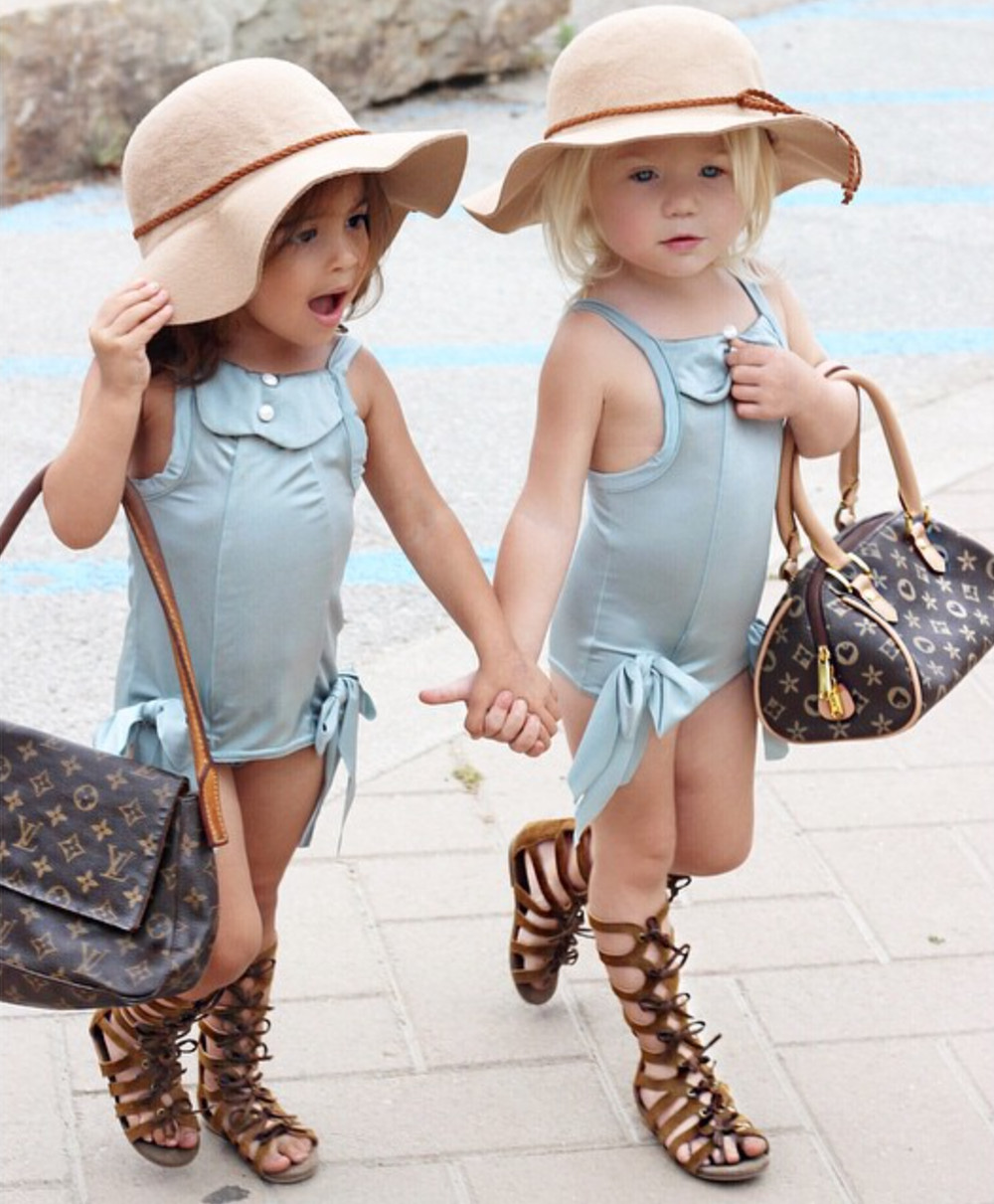 These Two Year Old Girls Rock This Summer Everleigh