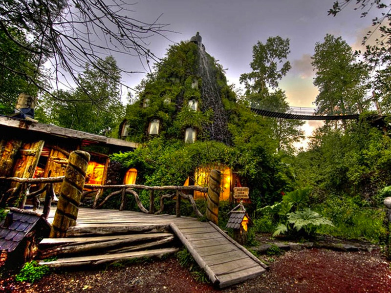 The most amazing unusual hotels around the world part 2 for Top unique hotels
