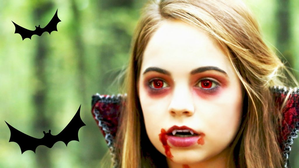10 Halloween Makeup Ideas for Kids