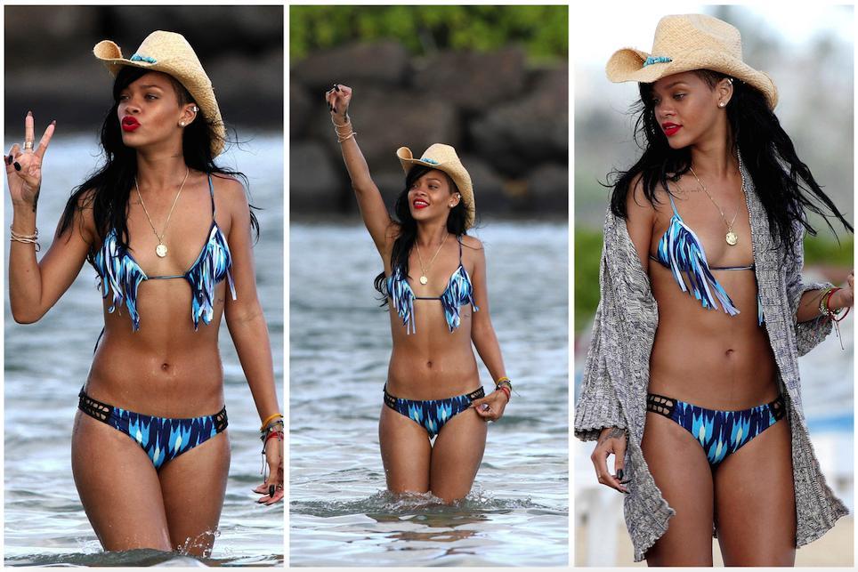 6. Rihanna