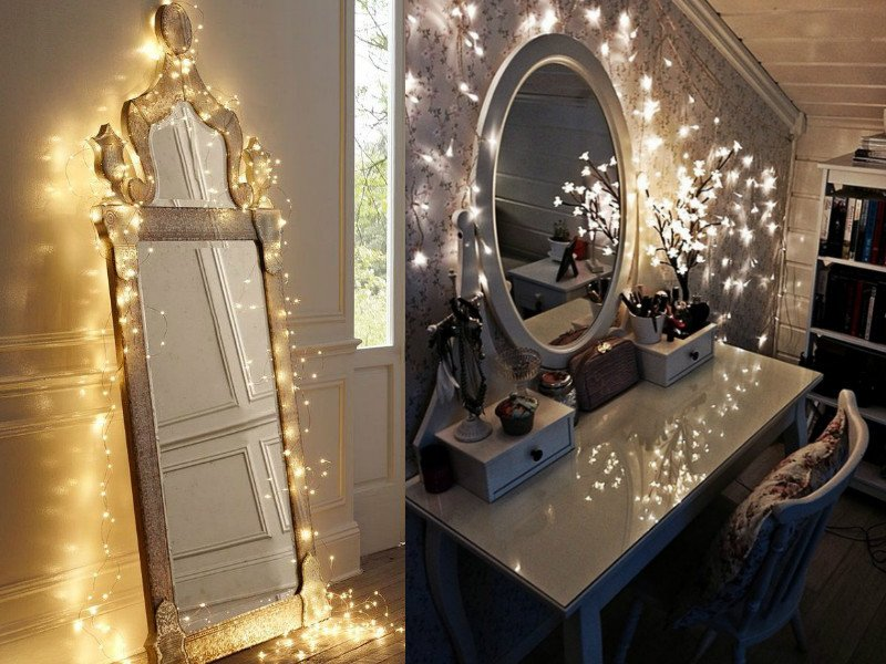 String Lights Around Room : String Lights DIY Decorating Ideas Her Beauty Page 5