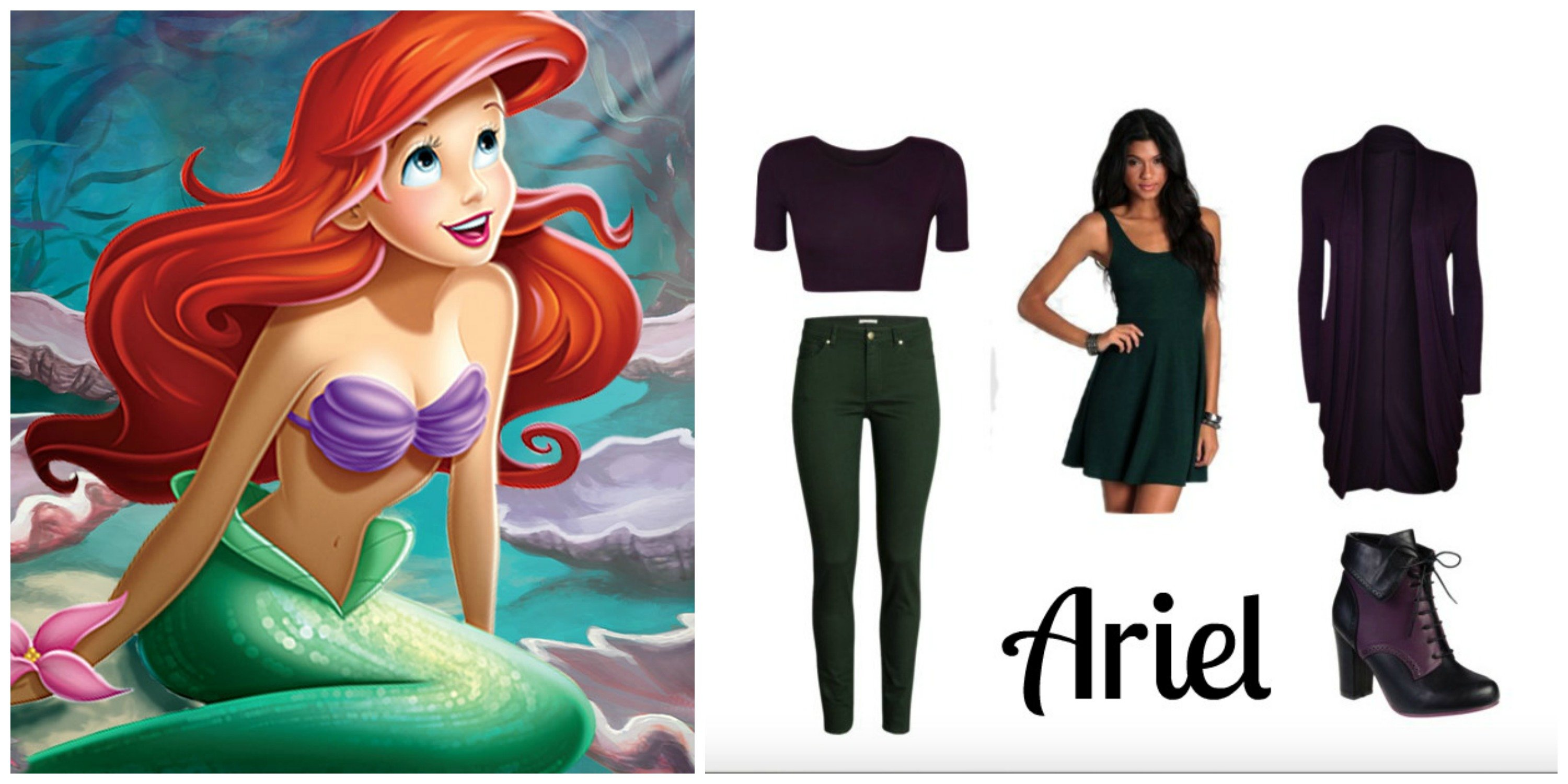 Modern Disney Princess Outfits You Can Wear Every Day Her Beauty