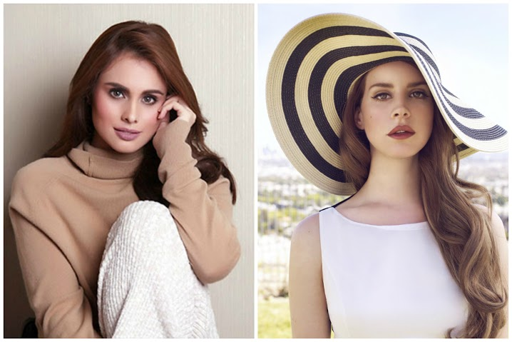 Celebrity Look Alike: Max Collins and Lana Del Rey