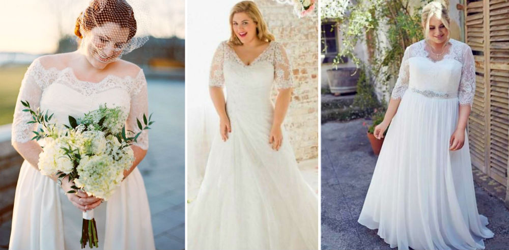 Best Wedding Dresses for Plus Size Brides | Her Beauty