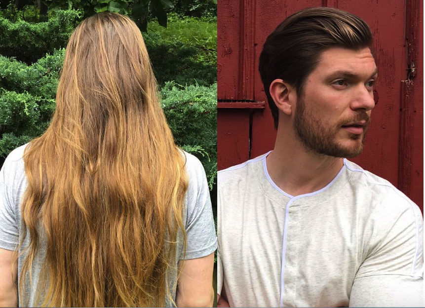 Long Hair Vs Short Hair Men S Incredible Transformations