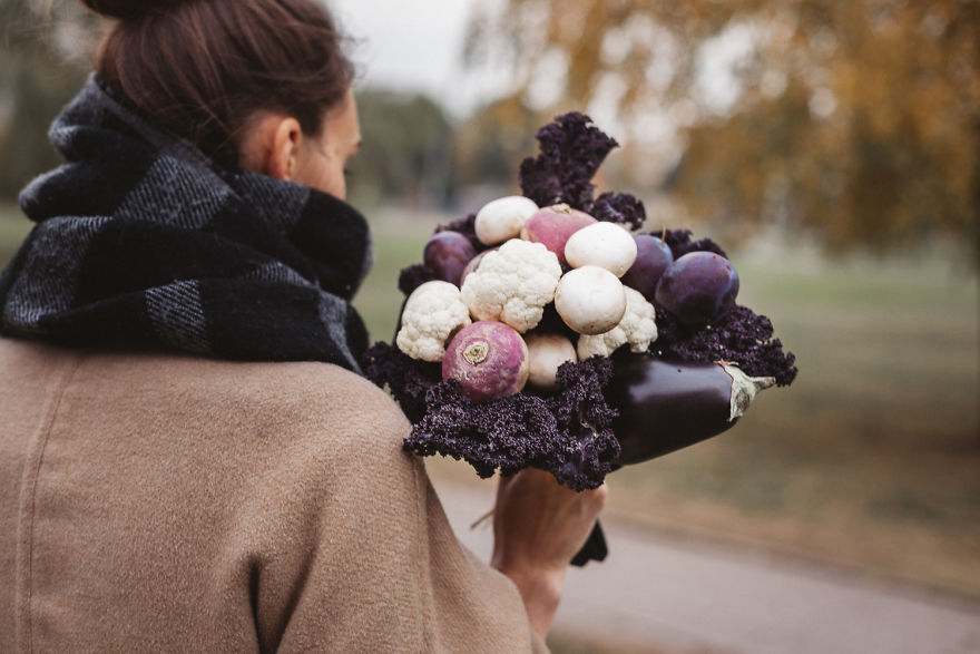 One-Of-A-Kind Bouquets That You Can Eat 08