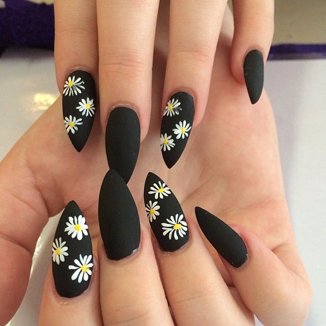 10 Coolest Stiletto Nails To Rock For Fallwinter Lookportal