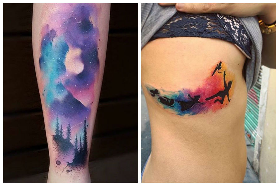 incredibly-gorgeous-watercolor-tattoos-you-will-want-to-get-08