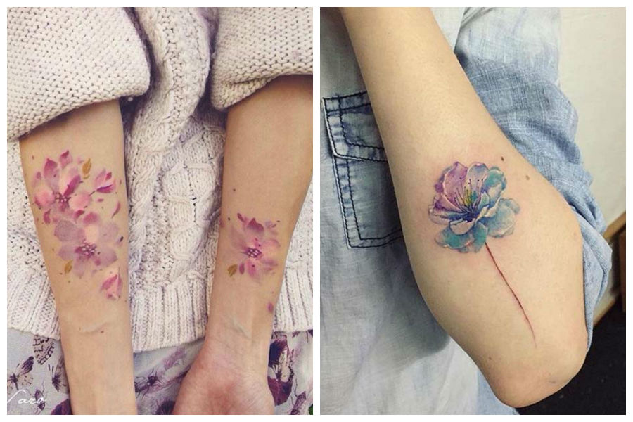 incredibly-gorgeous-watercolor-tattoos-you-will-want-to-get-09