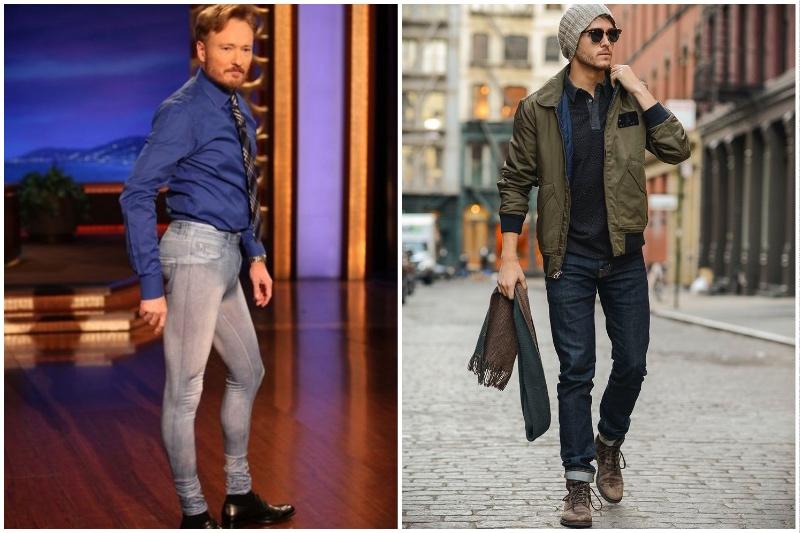 10 Items in a Man's Wardrobe That Irritate Women10