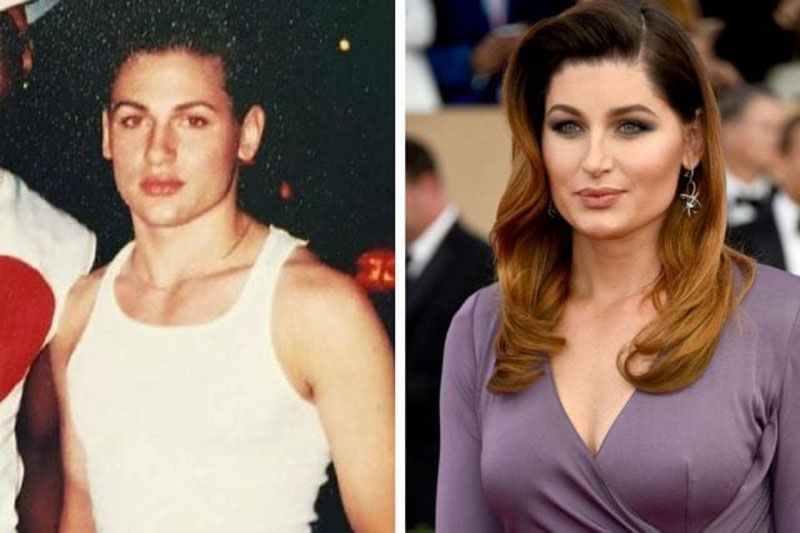 10 Stunning Celebs Who Were Born Male2