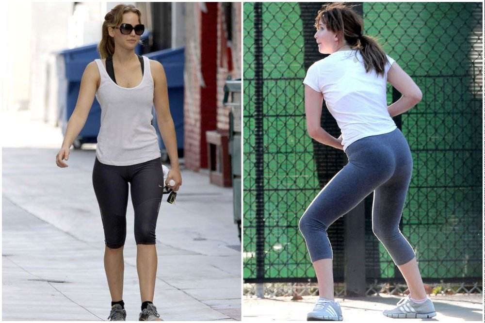 14 Pictures That Prove All Women Look Good In Yoga Pants ...