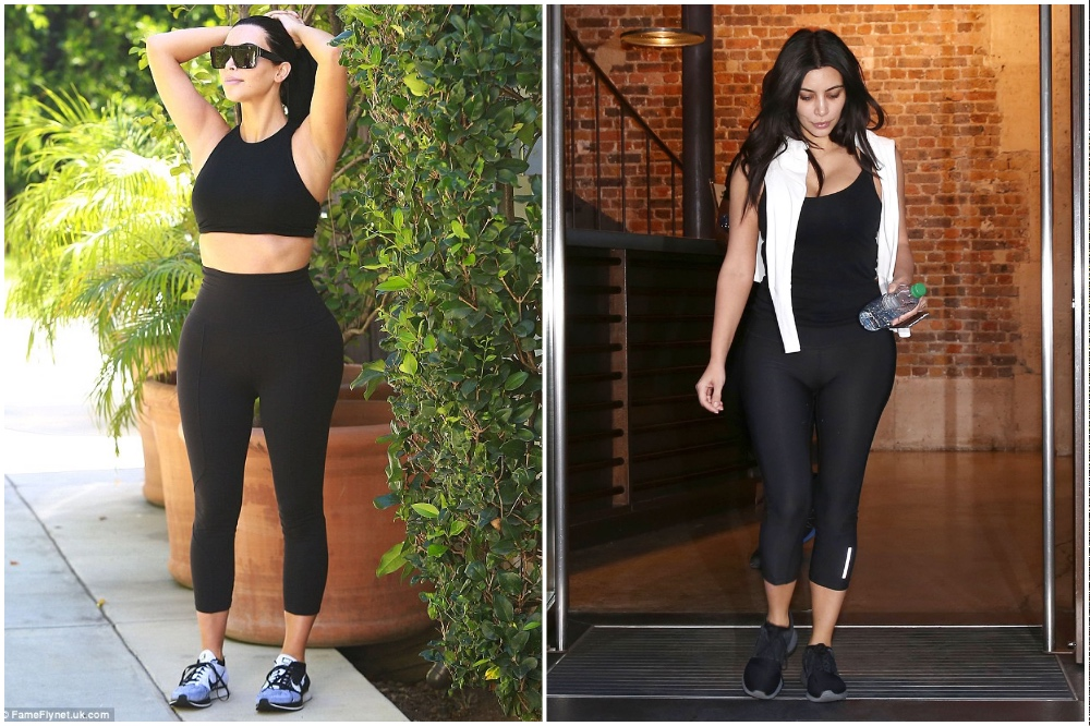 14 Pictures That Prove All Women Look Good In Yoga Pants 12