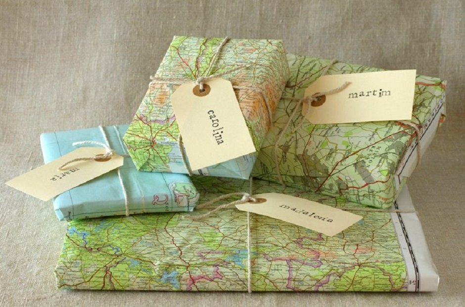 15 DIY Wrapping Ideas for Gifts Too Beautiful To Tear Open2