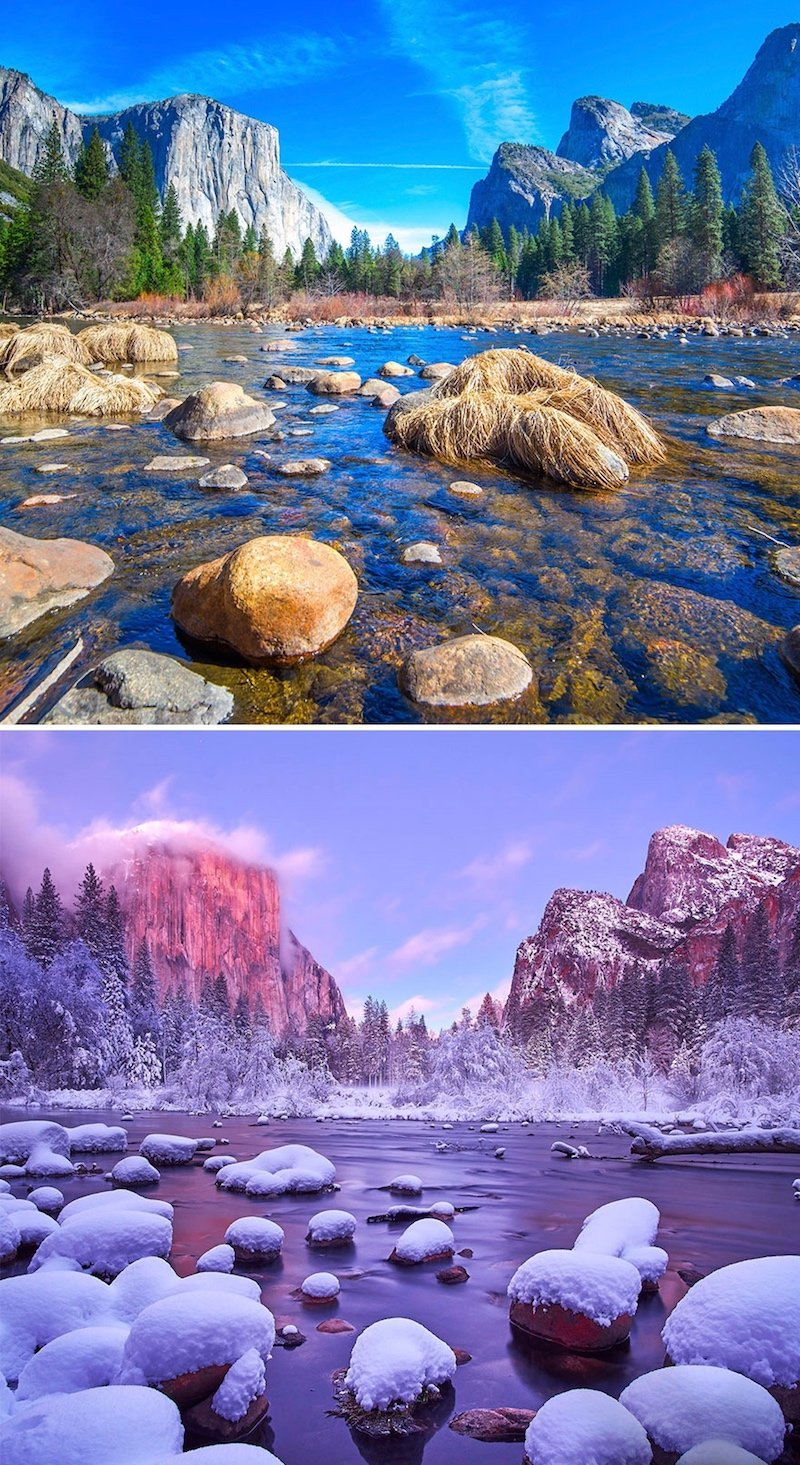 15_Before-And-After_Photos_Of_Winter's_Beautiful_Transformations_3