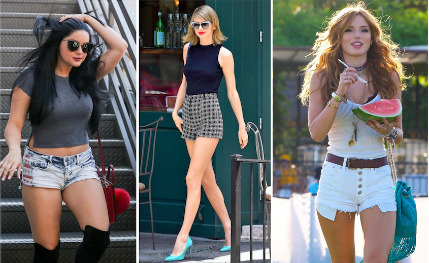 Celebs_Who_Love_Wearing_Short_Shorts_0