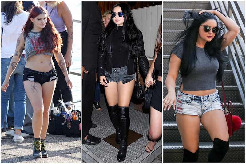 Celebs_Who_Love_Wearing_Short_Shorts_2