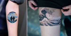 15_Amazing_Art-Inspired_Tattoos_You'll_Definitely_Like_0