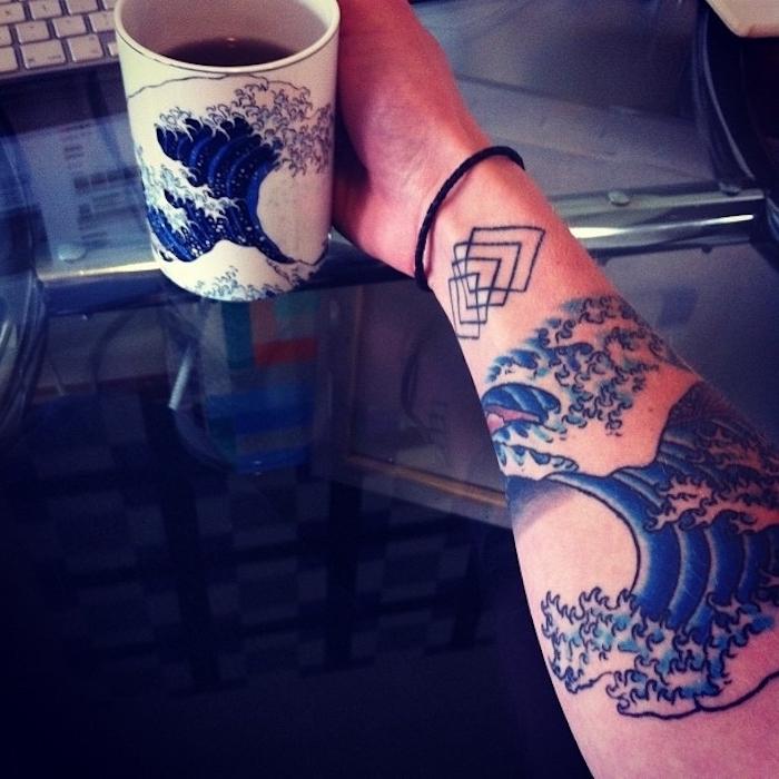 15_Amazing_Art-Inspired_Tattoos_You'll_Definitely_Like_4