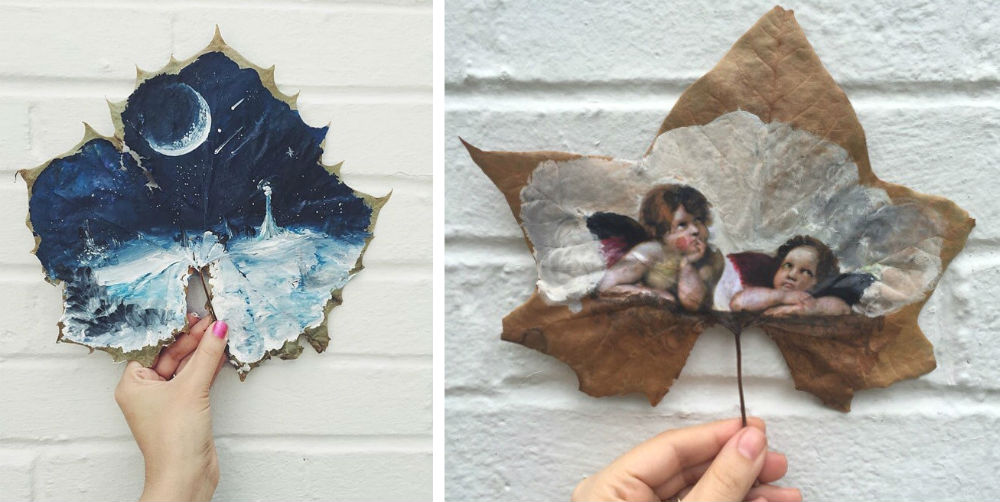 this-artist-is-painting-incredible-works-of-art-on-dried-leaves-00