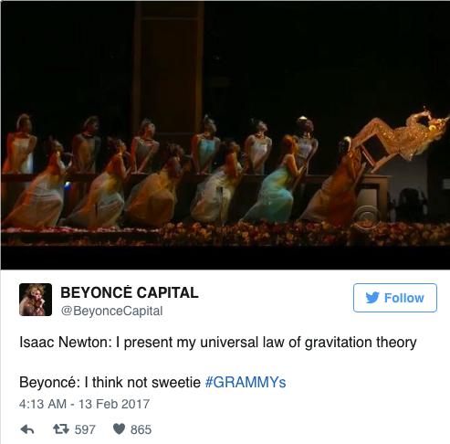 Best_Tweets_About_Beyoncé's_Grammys_Performance_11