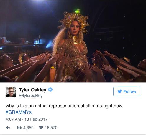 Best_Tweets_About_Beyoncé's_Grammys_Performance_8