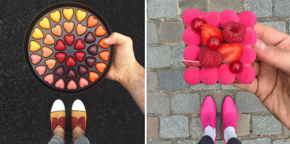 The_Craziest_Parisian_Desserts_Matched_With_Men_Shoes_0