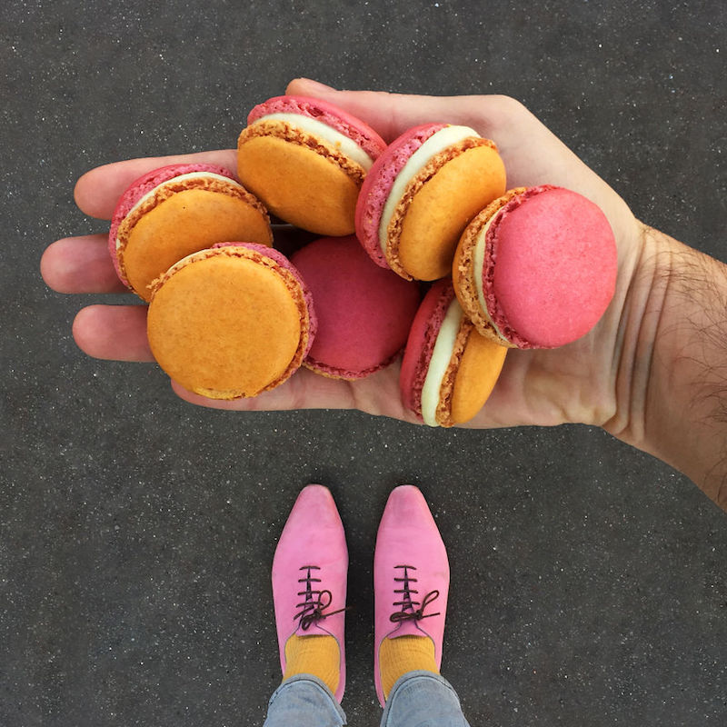 The_Craziest_Parisian_Desserts_Matched_With_Men_Shoes_5