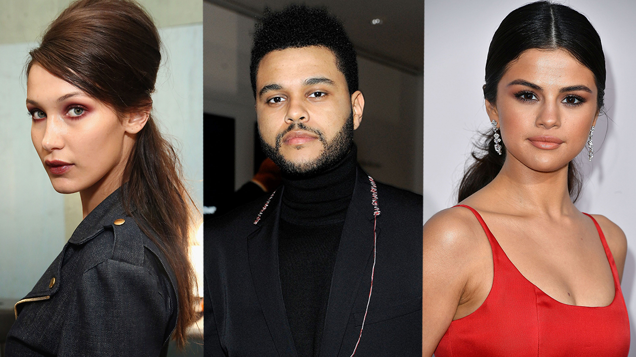 01_celebrity_friends_who_dated_the_same _person _selena_gomez_bella_hadid_the_weeknd