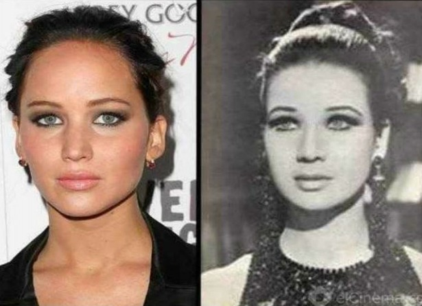 03-celebrities with-historical-doppelgangers-lawrence