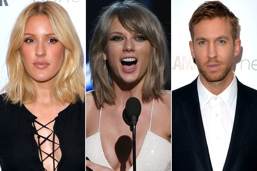 Ellie Goulding And Calvin Harris Are They Dating 9 Celebrity Friends Wh...