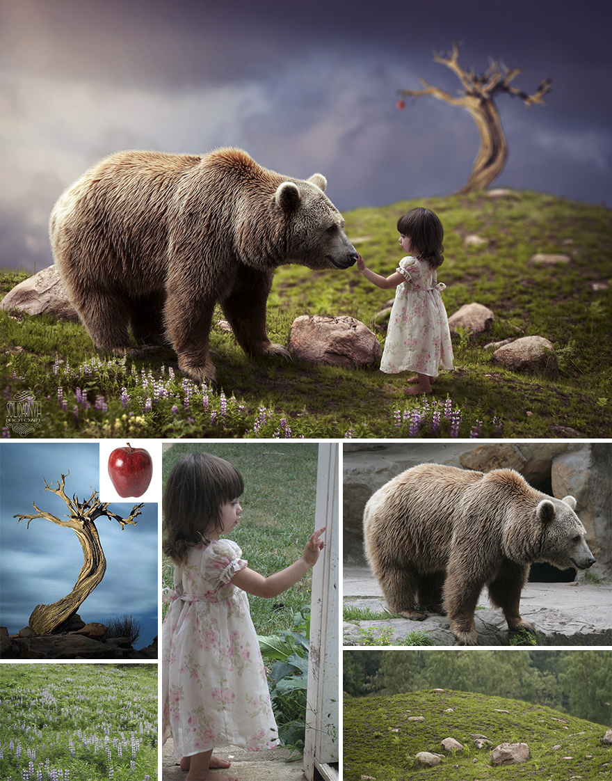 3_This Ukranian Artist Uses Photoshop To Make Gorgeous Fairytale Images