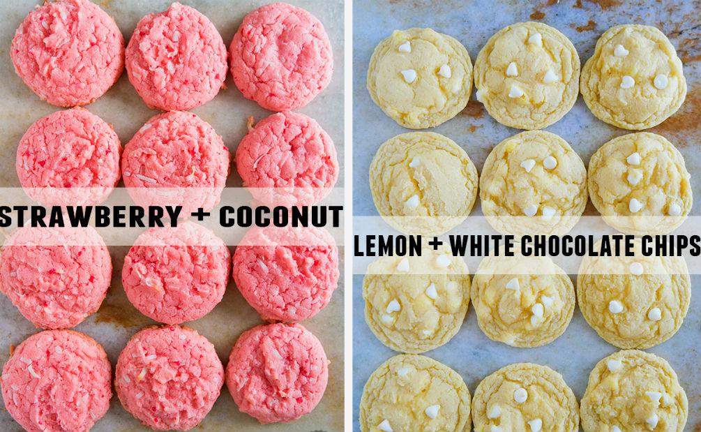 Freezing Cake Mix Cookies