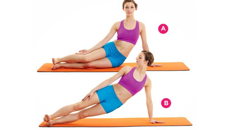 упражнения чтобы убрать жир с живота мужчине