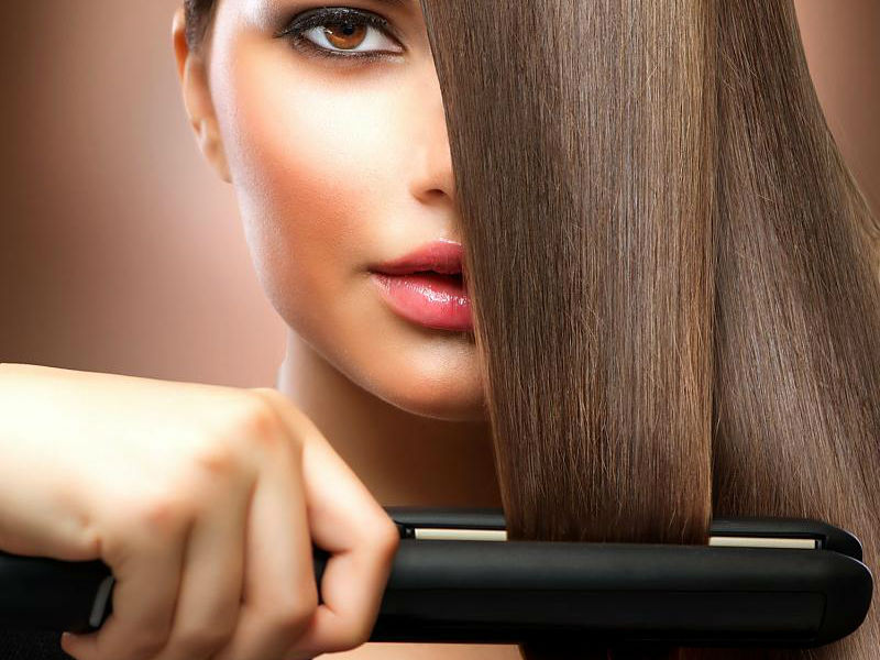 Must have gadgets for woman hair-straightener