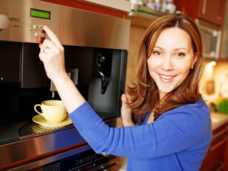 Must have gadgets for woman coffee-machine