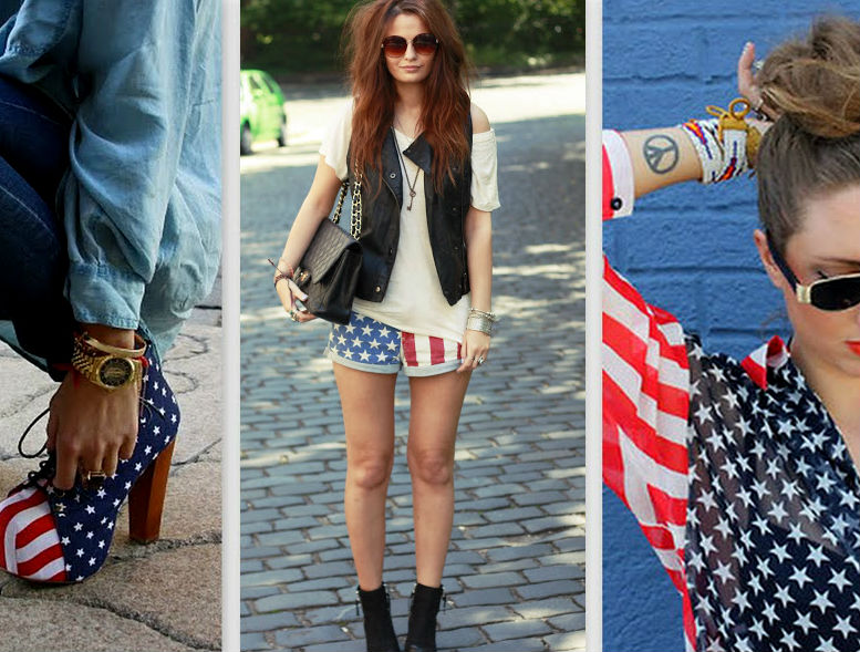 Adorable Fourth of July Outfits