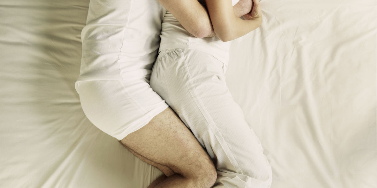Sleeping Positions For Couples And What They Mean