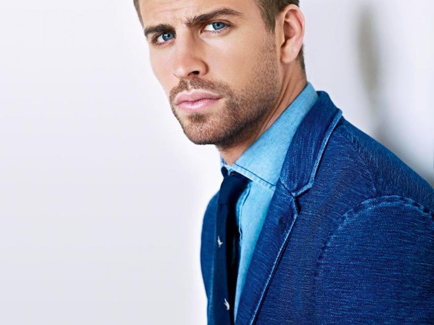 Gerard Pique Hottest FIFA Soccer Players for 2014