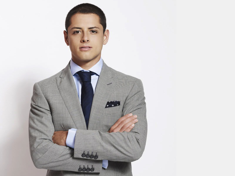 Chicharito (Javier Hernández Balcázar) - Hottest FIFA Soccer Players for 2014