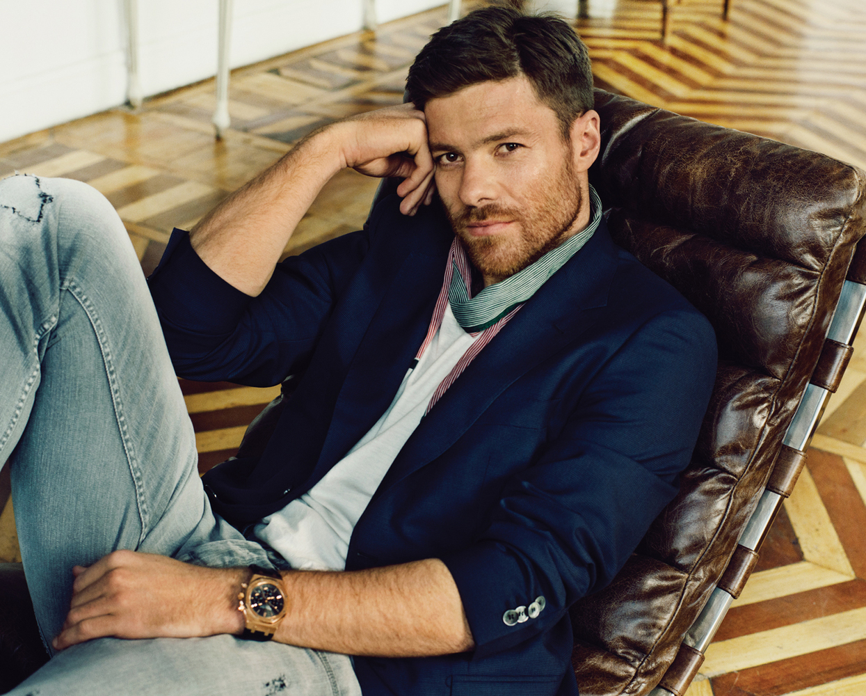 Xabi (Xabier Alonso Olano) - Hottest FIFA Soccer Players for 2014