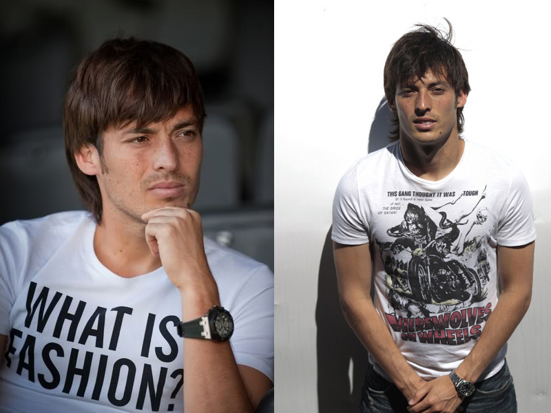 David Silva - Hottest FIFA Soccer Players for 2014